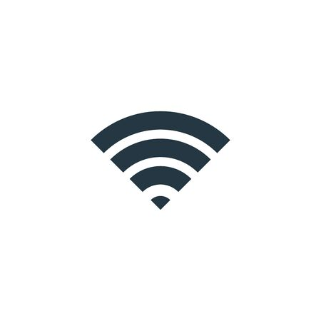 wifi signal icon. Simple element illustration for web and mobile