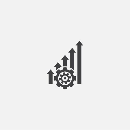 trend setting base icon. Simple sign illustration. trend setting symbol design. Can be used for web and mobile