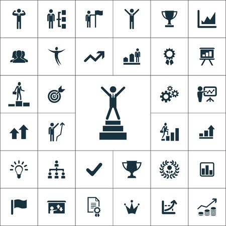 success icons universal set for web and mobile.