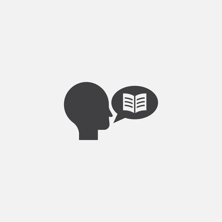 storytelling base icon. Simple sign illustration. storytelling symbol design. Can be used for web, and mobile