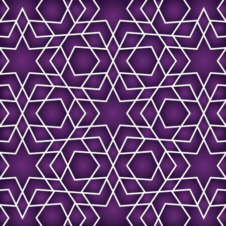 abstract star purple background.