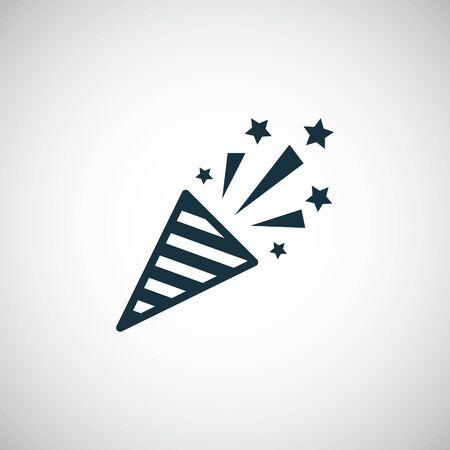 firecracker icon Ilustrace