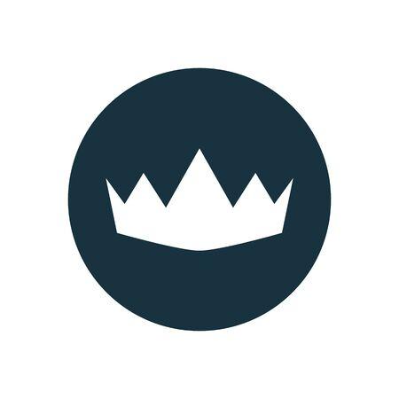 crown icon 일러스트