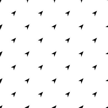 Vector seamless pattern, cursor 向量圖像