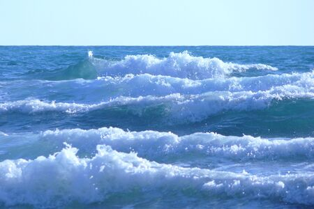 sSea waves photo