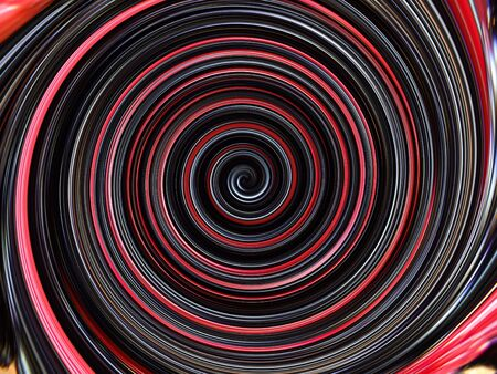 red and black vortex background