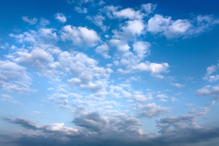 cloud formation: Soft and fluffy cloud formation
