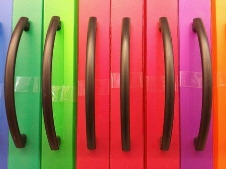 colour: Office folders