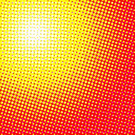 abstract halftone dotted vector background