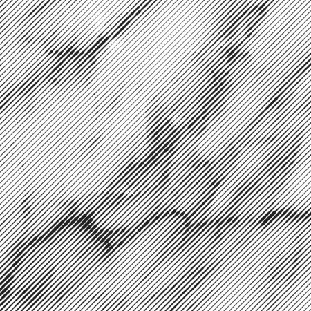 Texture from lines. Black lines that makes a texture like a marble