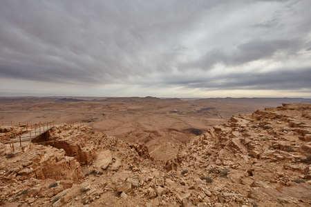 negev: Maktesh Ramon place in the Negev desert, Israel