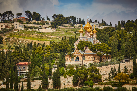 Church of Mary Magdalene, Jerusalem Editorial