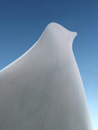 Single Wind Turbine Blade