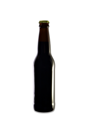 conditioned: Homebrew Beer in an Amber Bottle