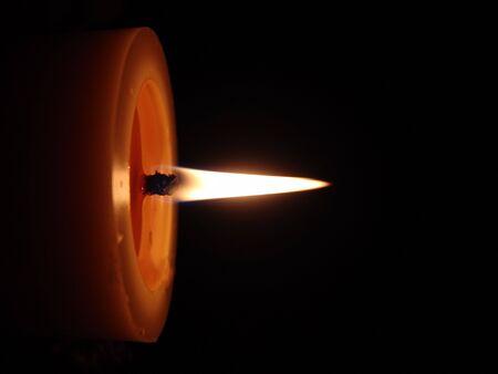 Candle Stock fotó