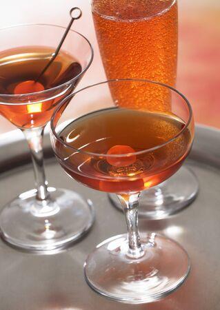 Cocktails met bourbon