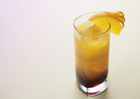 Cocktail en citroen