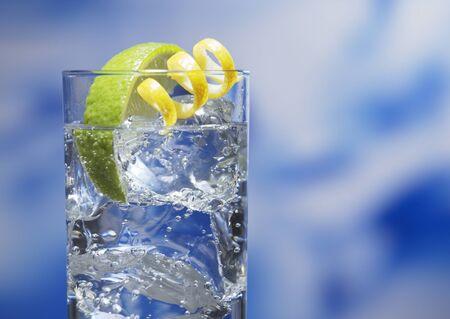 Lemonade and lime