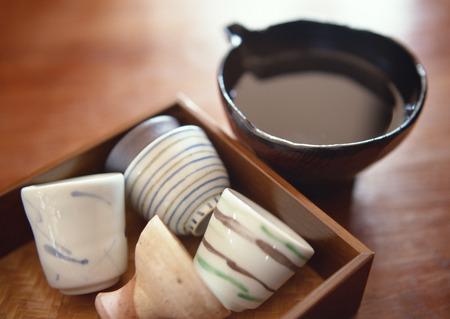 Drank naast cookies
