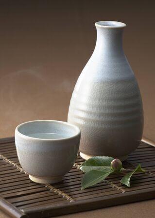 Clay pottery Stockfoto