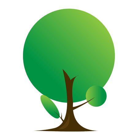 양식에 일치시키는 나무.