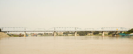 riverine: Tigris River stems from Turkey, Iraq and passes hurt the Arabian Gulf It is a source of livelihood for Baghdadis as it contains fish and birds  Tourism and riverine