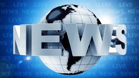 world news: Global News Concept Image