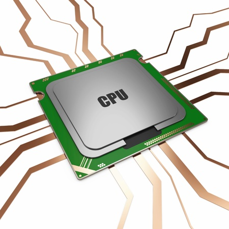microprocessors: Modern CPU - Central Processing Unit
