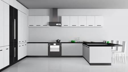 cucina moderna: Cucina Moderna Interni