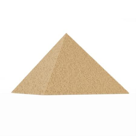 고대: 고대 피라미드