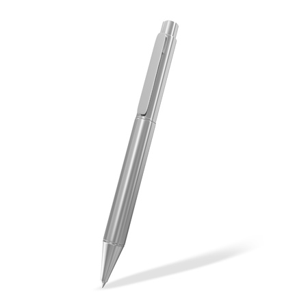 rollerball: Metallic Pen