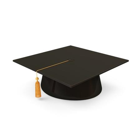 Casquillo de la graduación Foto de archivo - 22872435
