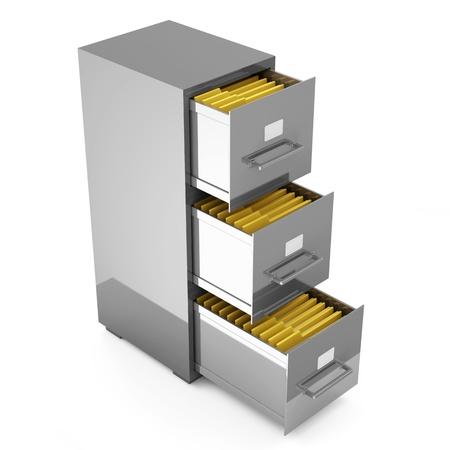 file box: Office File Storage