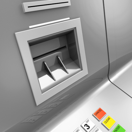 automatic transaction machine: Hasta cerca de Cajero Automático