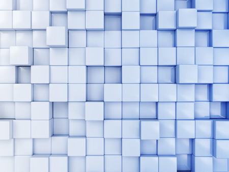 Abstract Cubes Background photo