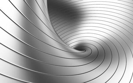 decorration: Abstract Metallic Background