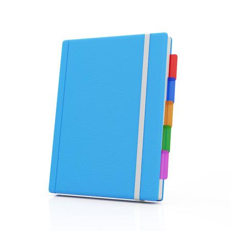 Notebook Icon isolated on white background photo
