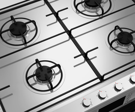 cooktop: Gas Stove