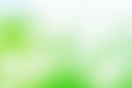 Naturel Abstract Bokeh Green Lights Background. 3D Rendering