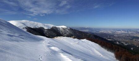 Carpathian mountain range