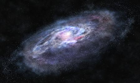 銀河を超えて