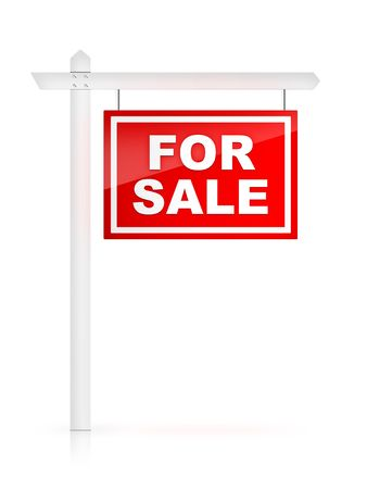 For Sale - Real Estate Tablet Stock Photo - 4913123