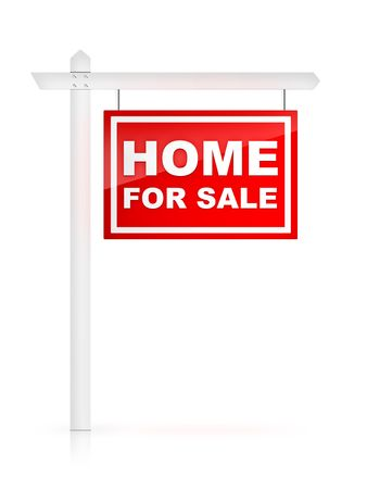 Home For Sale - Real Estate Tablet Stock Photo - 4913113