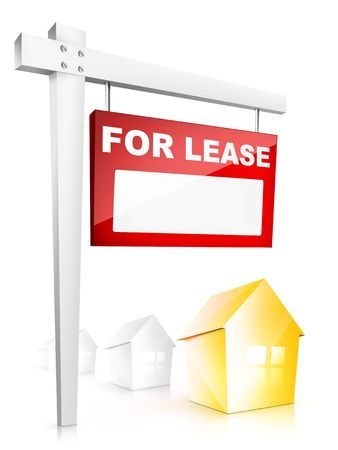 For Lease - Real Estate Tablet photo