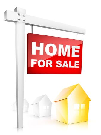 Home For Sale - Real Estate Tablet Stock Photo - 4913099