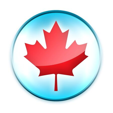 canadian flag: Maple Leaf Icon