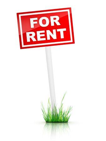 For Rent - Real Estate Tablet