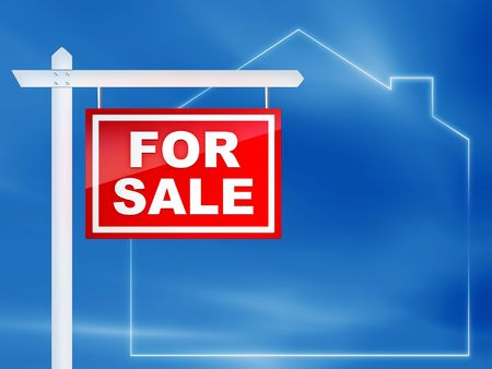 For Sale - Real Estate Tablet photo