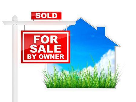property development: For Sale by Owner - Sold - Real Estate Tablet