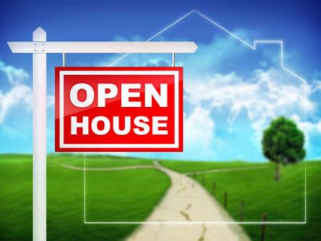 open huis: Open huis Tablet